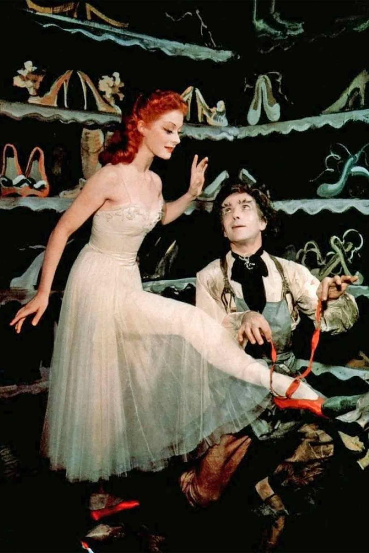 الأحذية الحمراء عام 1948The Red Shoes, 1948.