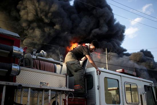 رجل-إطفاء