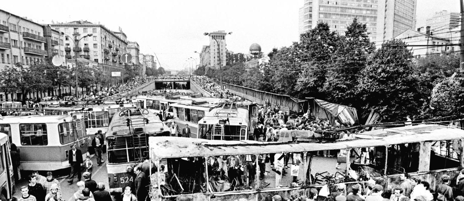 انقلاب الاتحاد السوفيتى