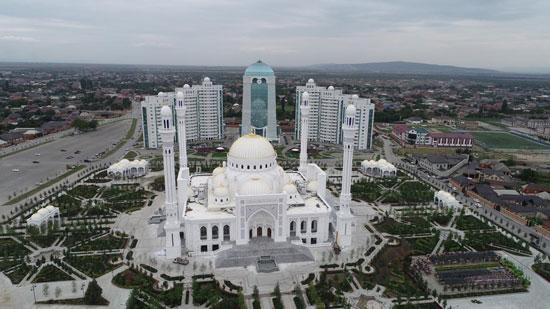 افتتاح اكبر مسجد فى أوربا فخر المسلمين ب (5)