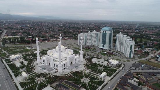 افتتاح اكبر مسجد فى أوربا فخر المسلمين ب (4)