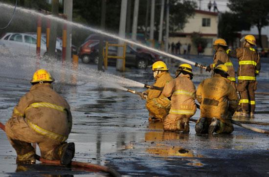 رجال-الإطفاء