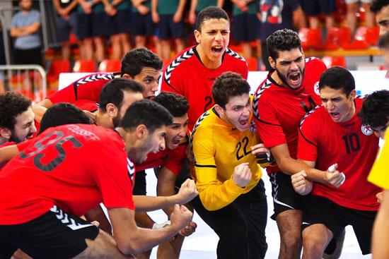 منتخب مصر بطل كأس العالم لكرة اليد (4)