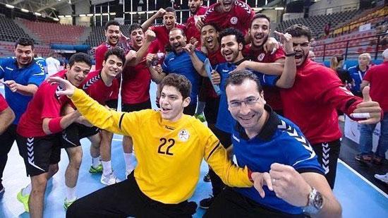 منتخب مصر بطل كأس العالم لكرة اليد (3)