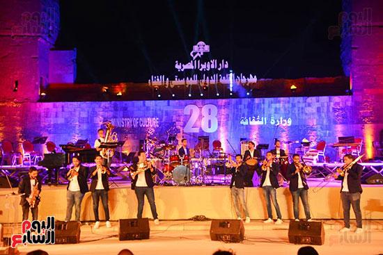 مهرجان محكى القلعة  (2)
