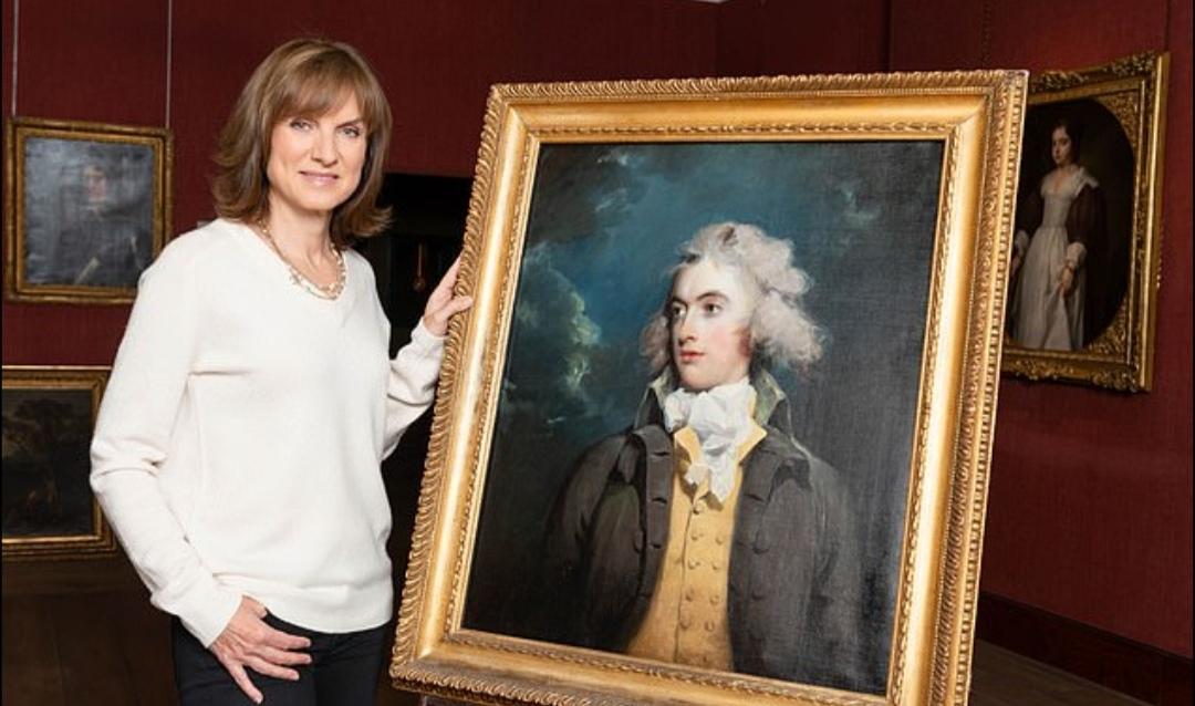 لوحة فنية مفقودة للرسام الانجليزي توماس لورانس (3)