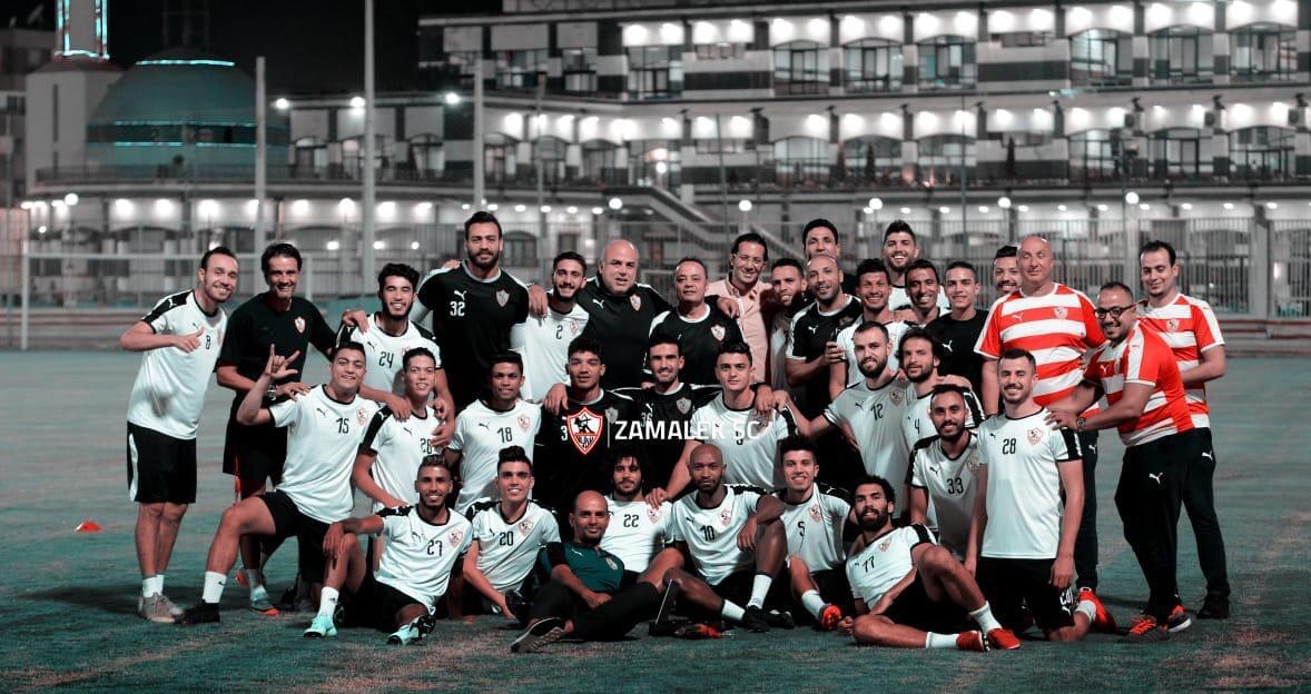 اخبار الرياضة – طارق يحيى يشكر لاعبو الزمالك: كم كنت سعيدًا وفخورًا بينكم