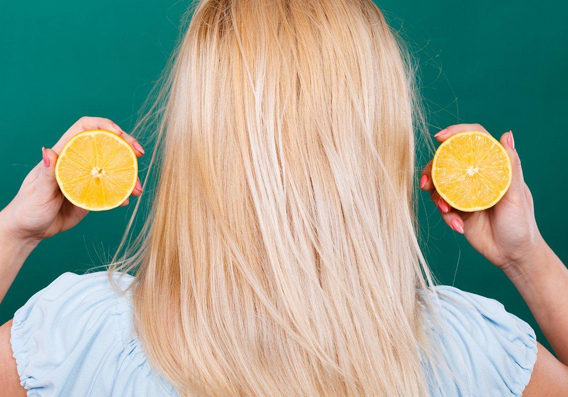 الليمون للشعر