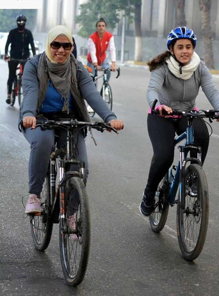 ركوب الدراجات 3