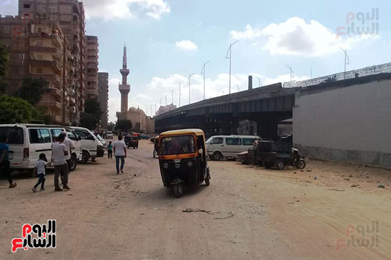 ضريح ابو الإخلاص الزرقانى بعد نقله لميدان أبو العباس بالإسكندرية (22)