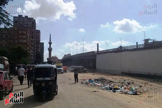 ضريح ابو الإخلاص الزرقانى بعد نقله لميدان أبو العباس بالإسكندرية (18)