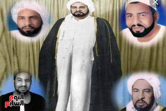 ضريح ابو الإخلاص الزرقانى بعد نقله لميدان أبو العباس بالإسكندرية (9)