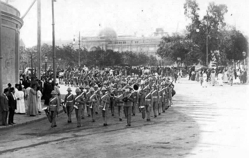 ميدان التحرير 1905