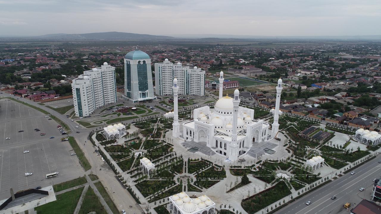 مسجد فخر المسلمين (8)