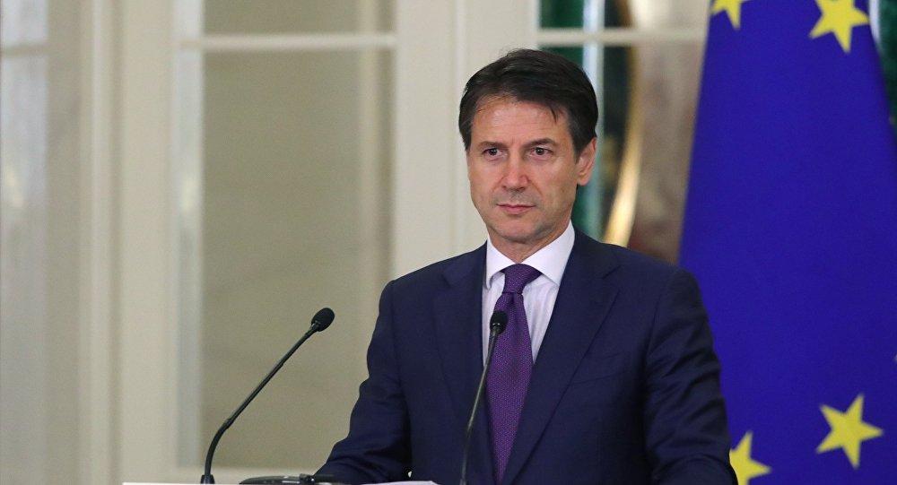رئيس الوزراء الإيطالى جوزيبى