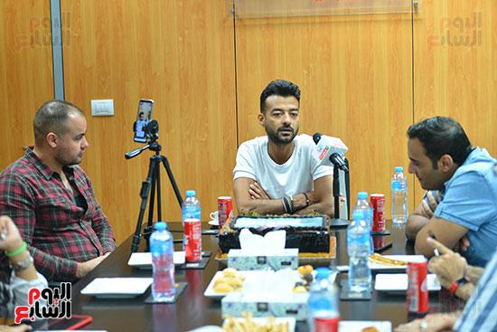هيثم شاكر يحتفل بنجاح ألبومه الجديد (11)