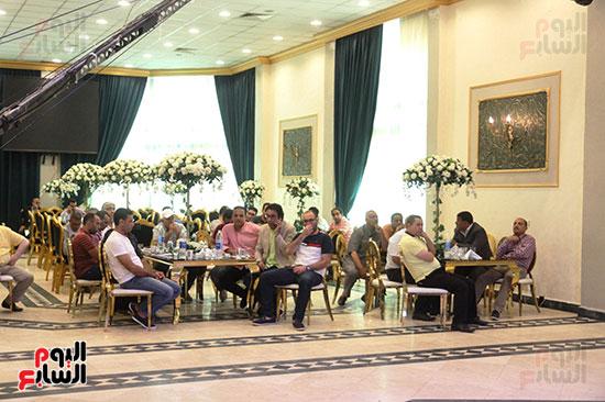 إجتماع لجنة الأندية (15)