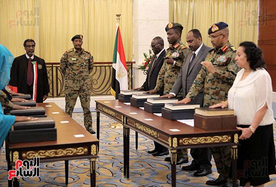 أعضاء-المجلس-السيادى-السودانى
