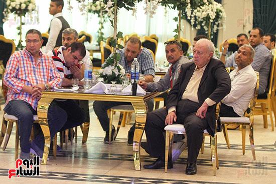 إجتماع لجنة الأندية (6)