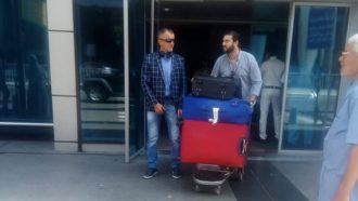 وصول ميتشو الى القاهرة