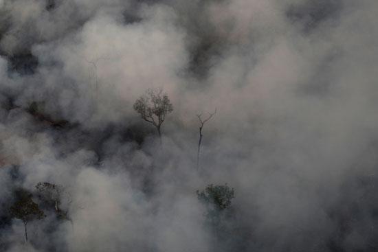 ارتفاع الدخان