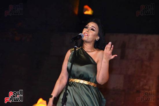 مهرجان محكى القلعة للموسيقى والغناء (14)