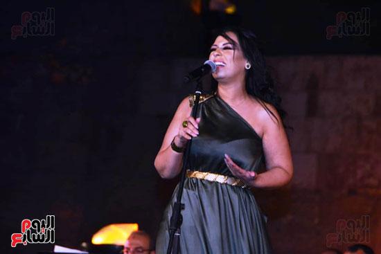 مهرجان محكى القلعة للموسيقى والغناء (15)