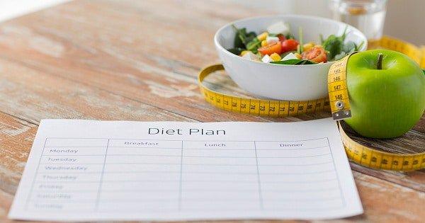 ثبات الوزن أثناء الرجيم  (1)