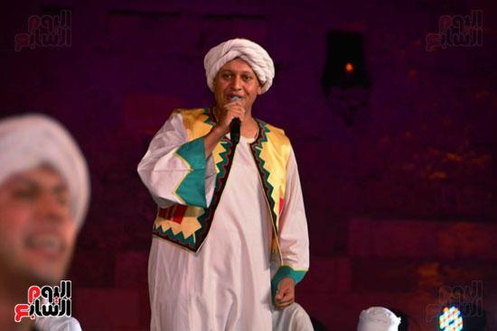 مهرجان محكى القلعة للموسيقى والغناء (22)