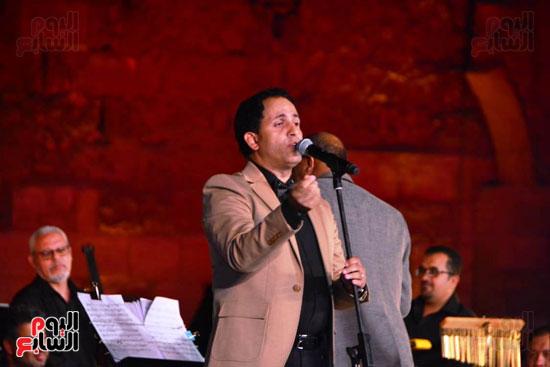 مهرجان محكى القلعة للموسيقى والغناء (2)