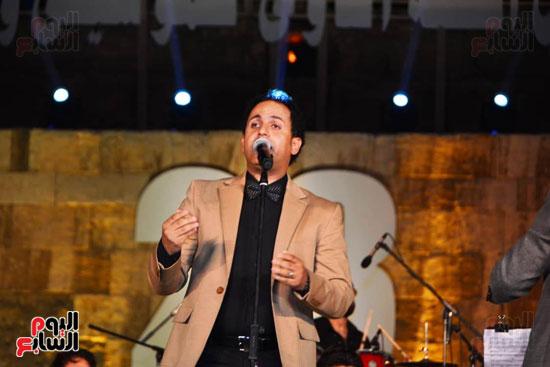 مهرجان محكى القلعة للموسيقى والغناء (3)