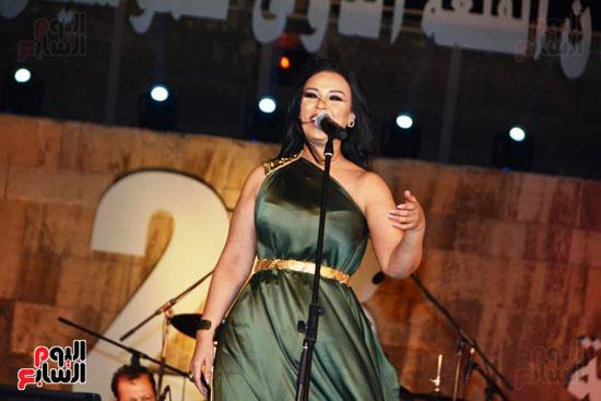 مهرجان محكى القلعة للموسيقى والغناء (11)