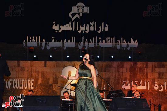 مهرجان محكى القلعة للموسيقى والغناء (13)