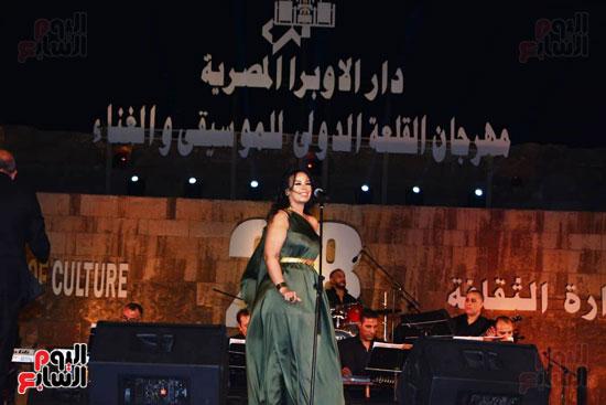 مهرجان محكى القلعة للموسيقى والغناء (12)
