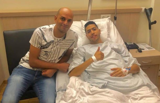 """محمود حسن """"ديفندر"""" الزمالك الصاعد يُجرى جراحة الصليبى فى ألمانيا"""