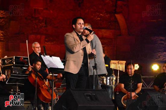 مهرجان محكى القلعة للموسيقى والغناء (1)