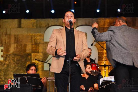 مهرجان محكى القلعة للموسيقى والغناء (4)