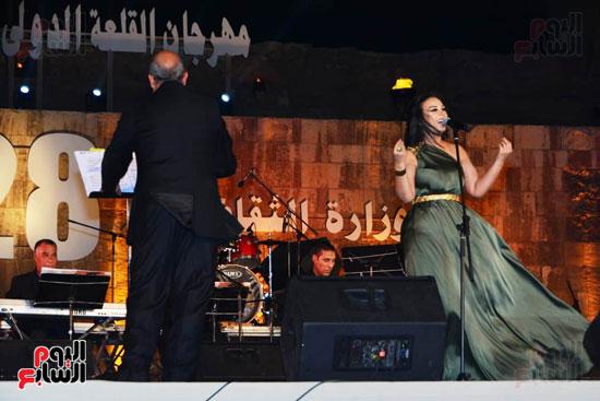 مهرجان محكى القلعة للموسيقى والغناء (17)