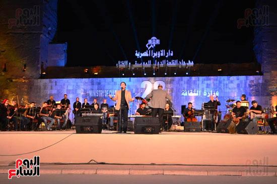 مهرجان محكى القلعة للموسيقى والغناء (6)