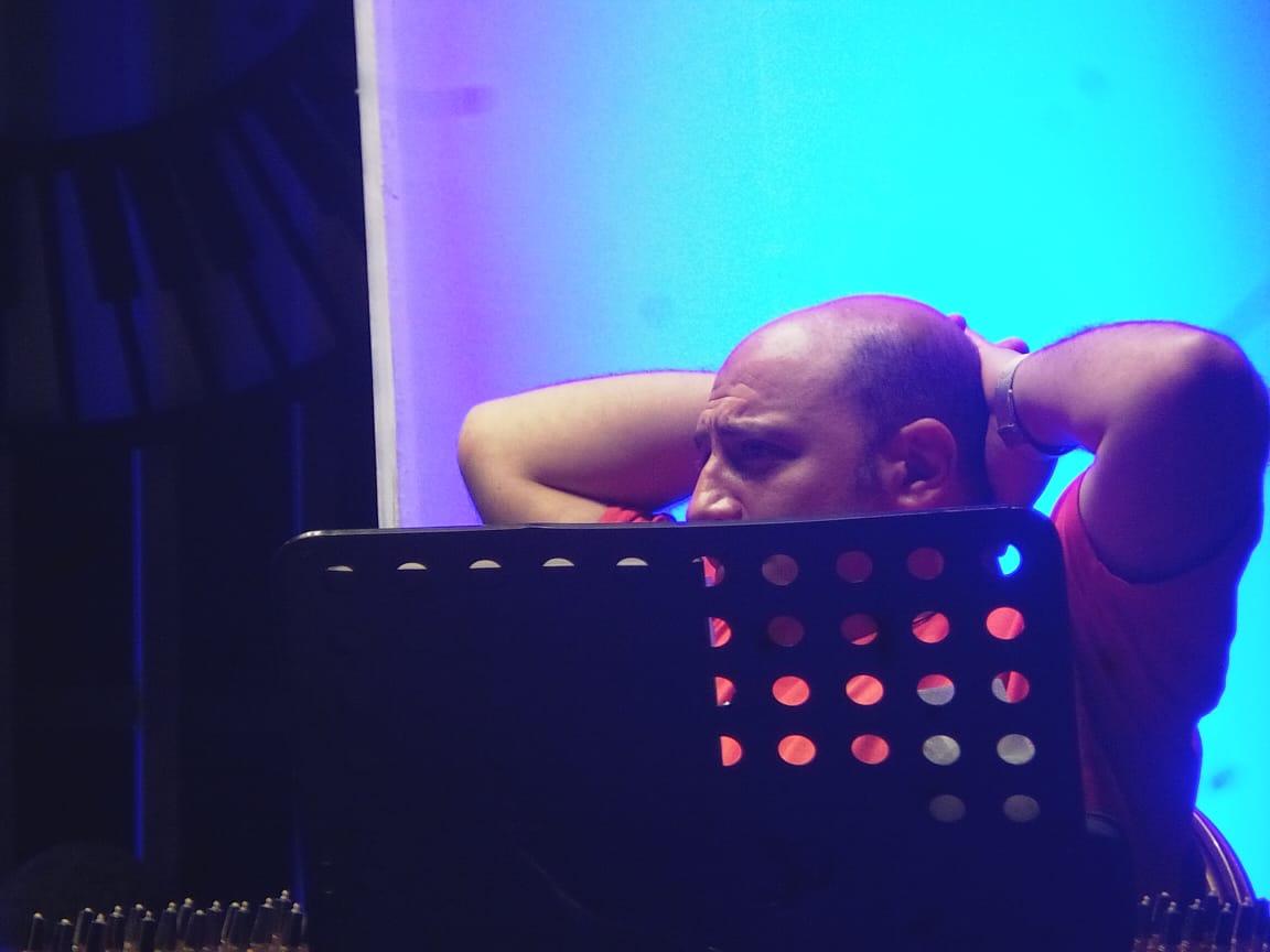 استعدادات فرقة كايرو ستيبس  (2)