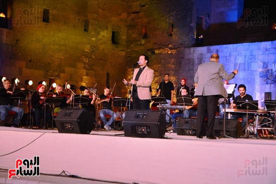 مهرجان محكى القلعة للموسيقى والغناء (9)