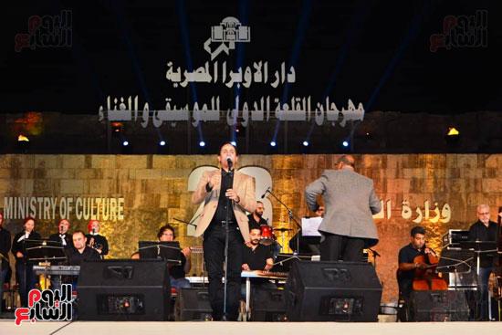 مهرجان محكى القلعة للموسيقى والغناء (7)