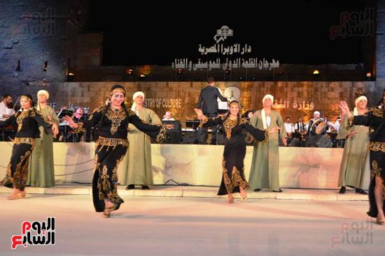 مهرجان محكى القلعة للموسيقى والغناء (26)