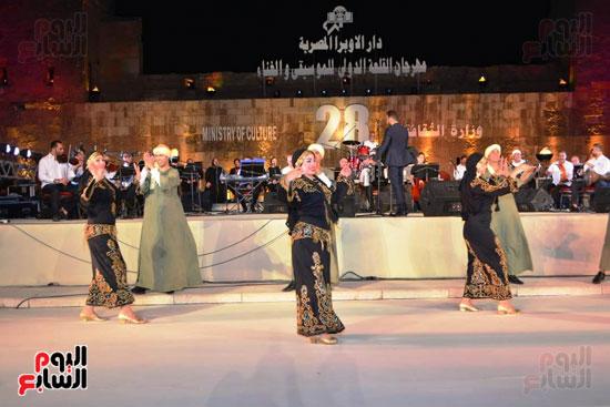 مهرجان محكى القلعة للموسيقى والغناء (25)
