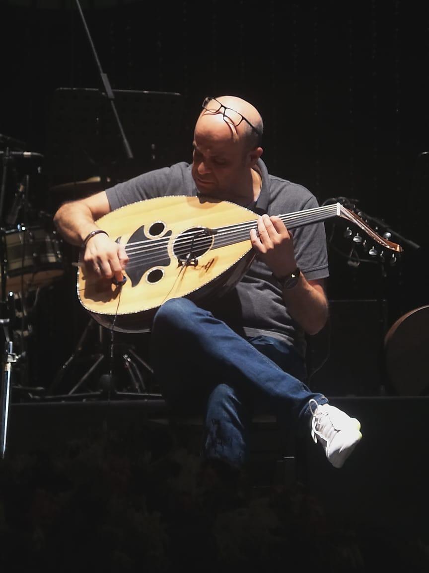 استعدادات فرقة كايرو ستيبس  (7)