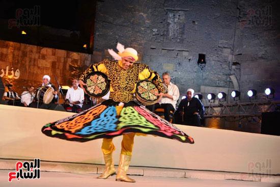 مهرجان محكى القلعة للموسيقى والغناء (20)