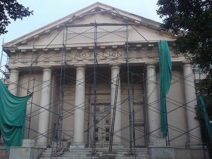 المتحف اليونانى الرومانى