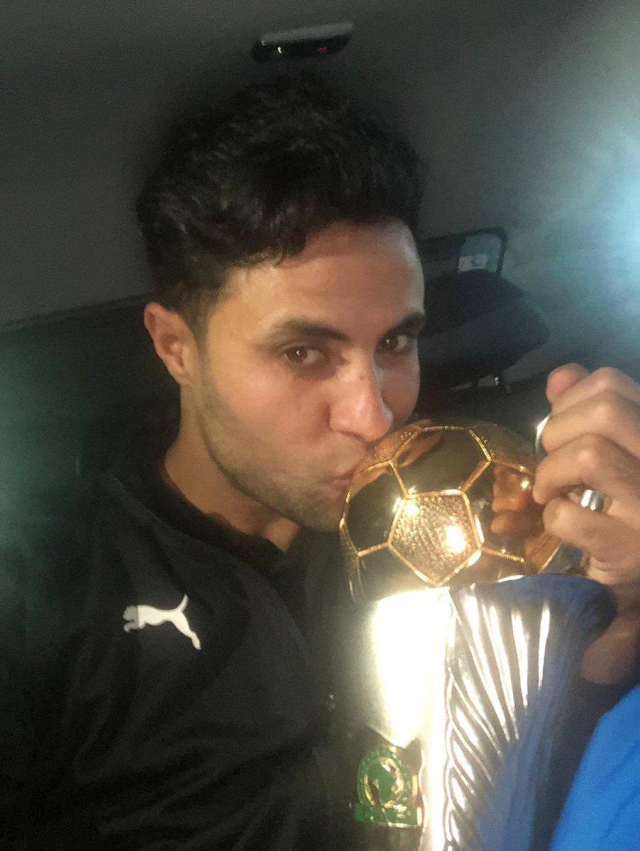 محمد ابراهيم مع كأس الكونفدرالية