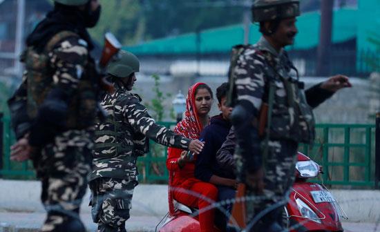 قوات الجيش الهندى