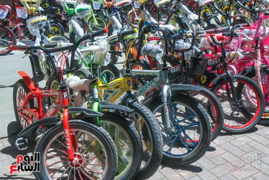 دراجات حديثة
